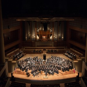 """Meyerson Concert Performs World Premiere of """"I Believe"""""""