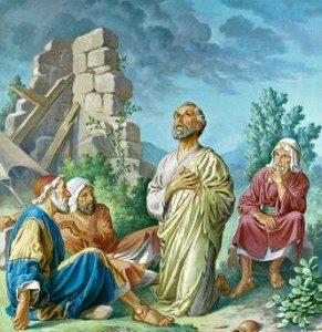 Thursday: Redeemed From a Curse (Gal. 3:9-14)